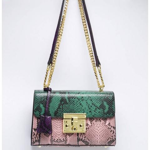 Snakeembossedcrossbody bag for women | beanbing bag supplier