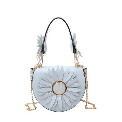 Cute Floral Genuine Leather Shoulder Bags for women | wholesale purse