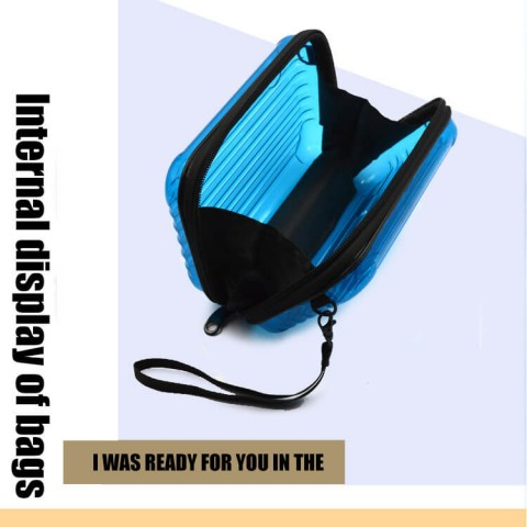 Clear Mini Shoulder Bag | wholesale