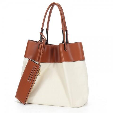 Custom canvas tote bag