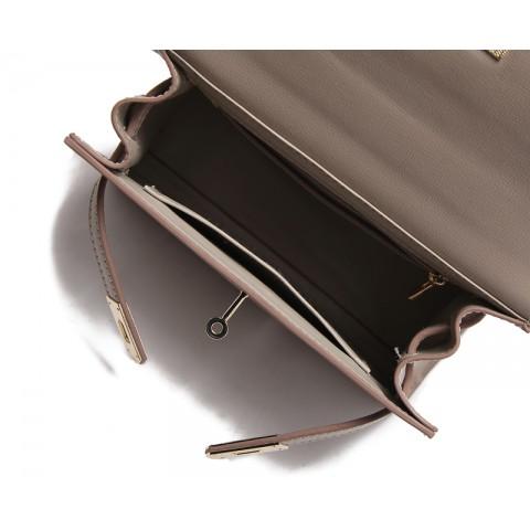 Custom Classic Leather Shoulder Bags