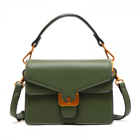 Medium Vintage Leather Shoulder Bags