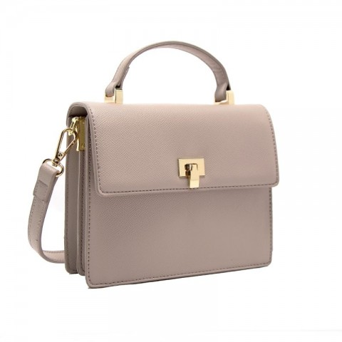 Bifold Leather Top-handle Tote Bag Wholesale