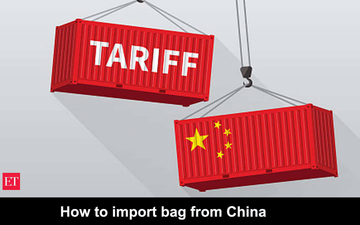 How to import bag from China – A Step by Step Guide