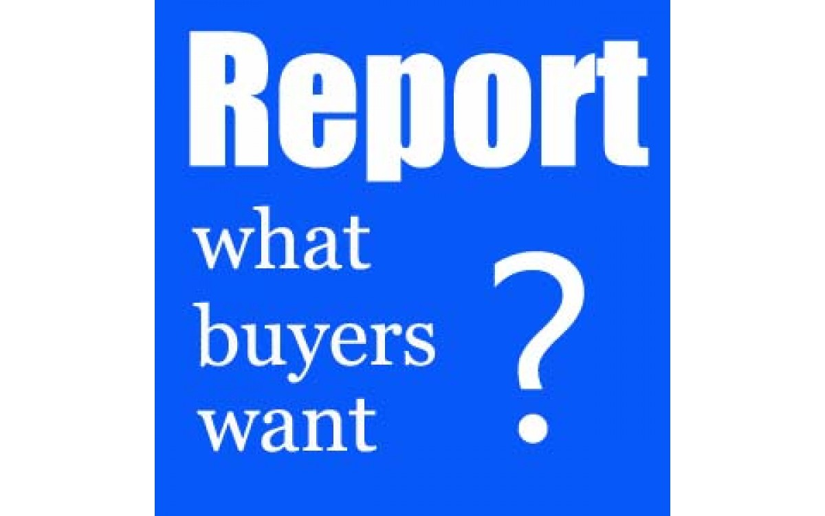 ECommerce Sales Report:What buyer want?
