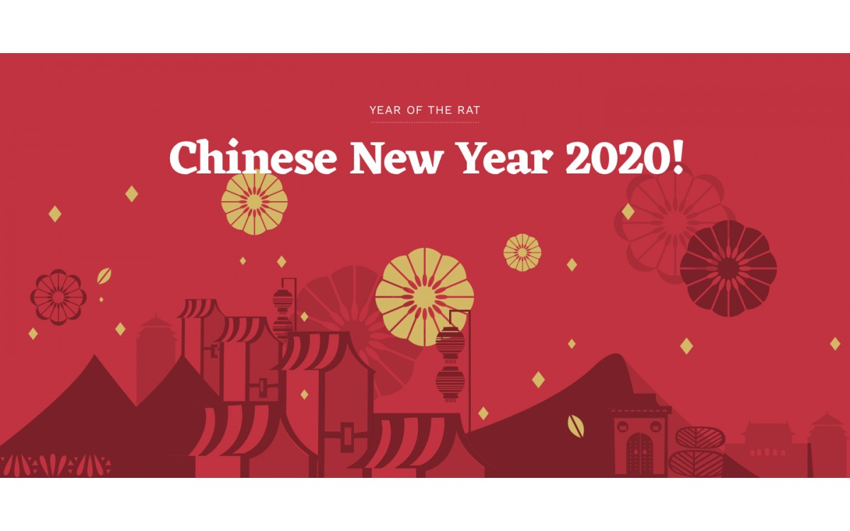 Chinese Lunar New Year Holiday Notice 【update】